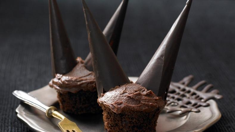 Devil's Delight Cupcakes