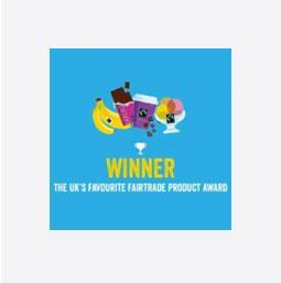 UK's Favourite Fairtrade Product Award Winner 2014