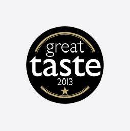 Great Taste Award 2013