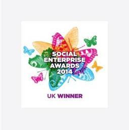 Social Enterprise Awards Winner 2014